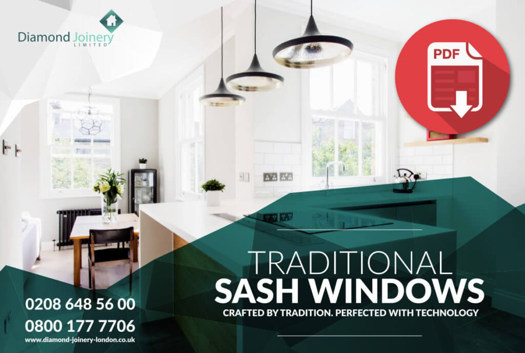 Traditional sash windows - catalog PDF