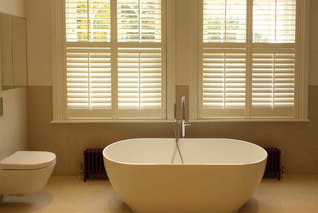 Bathroom Windows London sash windows - diamond joinery
